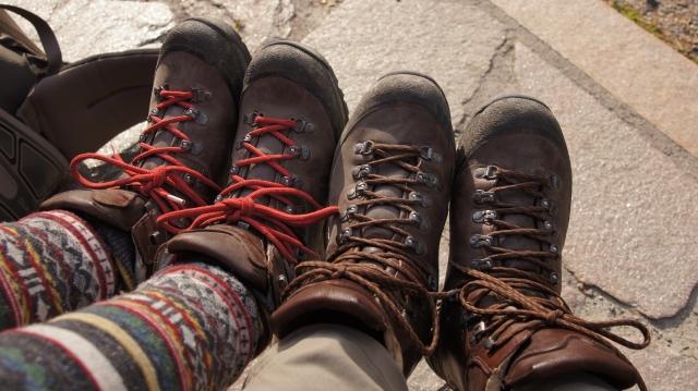 長く使える登山靴の購入 - pesce ...