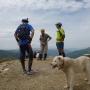 フスベヨリ谷から三嶺登山、カヤハゲ経由さよりが原コースで下山