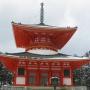 高野山 檀上伽藍、金剛峰寺