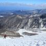 中ノ原スキー場ー宝珠山ー下宝珠越ー大神山神社ー大山情報館