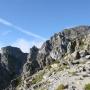 剱岳 八っ峰上部 バリエーション