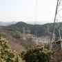 関電ゲートから母栖山周回と母栖の滝