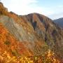 清津峡(湯沢トレッキング�、八木沢口〜満寿山〜清津峡温泉)