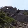 白駒池から東天狗岳