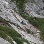 扇沢−種池−爺ヶ岳ー冷池ー布引山−鹿島槍ヶ岳−八峰キレット−五竜岳−唐松岳−不帰ノキレット−白馬岳−栂池