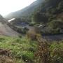 幕山公園−深沢−深沢左股(立方の滝)−中尾沢右股−柱状節理滝(六方の滝)