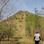 笠取山(作場平から)
