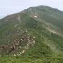 蛇紋岩の滑る山 至仏山 反時計回りで。