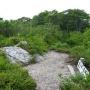 横山岳~白谷本流ルート、東尾根周回