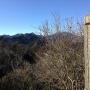 四阿屋山(登り鳥居山コース、下り薬師コース)