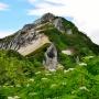燕岳(中房温泉から往復)