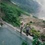 猿倉〜白馬鑓温泉