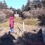 恵那山神坂大檜駐車場