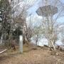 南奥駆道 21世紀の森から行仙岳登山口