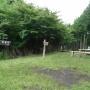 柳島の不老の滝のある沢の右股と左股を遡行してサンショウバラを見に行く