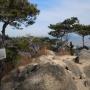 六甲東峰の縦走ルート