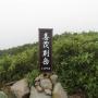 中山峠 NTT中山電波中継塔コース