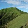 スーパー林道を使って、丸石山頂とお気に入りの次郎笈を一回り!(*^^*)♪
