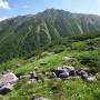 北アルプスの北部、薬師・黒部五郎・三俣蓮華・鷲羽・水晶と雲の平に高天ヶ原温泉、贅沢な一周ルート