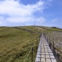 剣山南部 槍戸山と法螺貝の滝を周回
