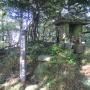 初 宝満山 登りは敬意を表して正面登山道。下りはカモシカ新道のつもりが、カモシカ旧道に。