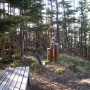 雁坂峠・水晶山・古礼山・雁峠 道の駅みとみ周回コース