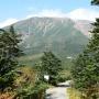 おんたけ2240スキー場駐車場〜三笠山〜御嶽山