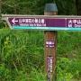 石割山 - 富士山に向かって歩く爽快な草尾根