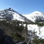 天狗西尾根から根石岳、夏沢峠を縦走し雲上の湯に浸かって湖畔の宿で1泊