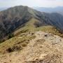 剣山系 テント泊で全行程歩きの完全周回 ついでに白髪山も