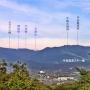 牛岳(牛嶽)周回登山(二本杉休憩所からスタート):二本杉−山頂−稜線ルート−牛岳林道−三段の滝−二本杉
