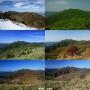 養老山、、三方山、小倉山、笙ヶ岳、周回コース